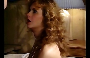 Nina Hartley in classic porn threeway with Alicia Monet