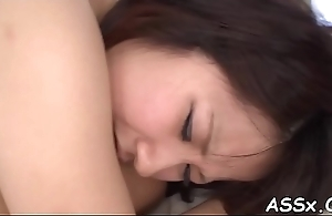 Fascinating japanese group sex
