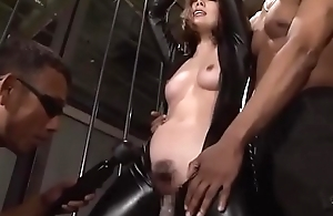 black man gangbang beauty spy