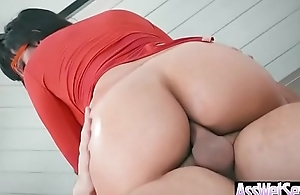 Deep Hard Anal Sex With Big Round Butt Girl (Mercedes Carrera) video-24