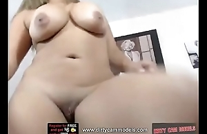 Big tits nice pussy webcam girl