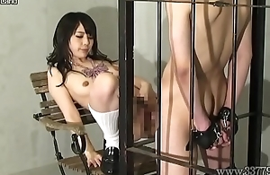 Japanese Femdom Edged Game - Tease and Recantation