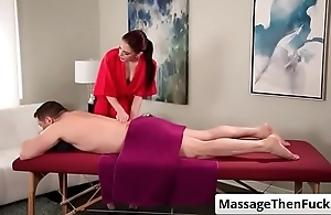 Fantasy Massage shows Unfaithfully Yours with Anna De Ville vid 01