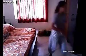 Beautiful desi girlfriend rough sex almost boyfriend