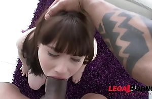 Luna Rival Pest fucks the Biggest Cock of her life in POV