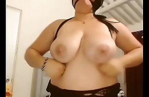 Hot bbw free porn chat show