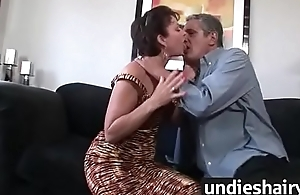 First time porn moms juicy hairy twat 9